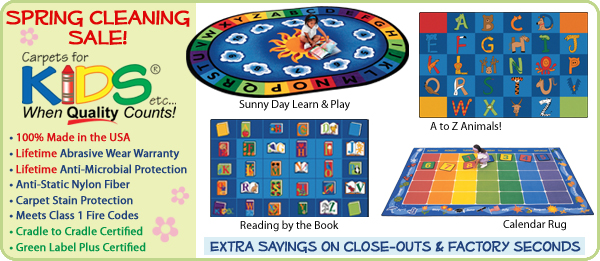 Carpets for Kids Clearance Rugs