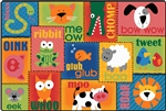 Animal Sounds Toddler Rug - CFK29XX - Carpets for Kids