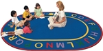 Alpha Rug - CFK49XX - Carpets for Kids
