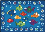 Fishing for Literacy Rug - CFK68XX - Carpets for Kids