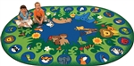 Circletime Garden of Eden Rug - CFK820XX - Carpets for Kids