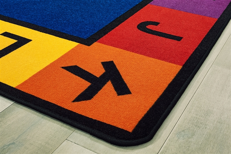 Sunny Day Learn & Play Classroom Rug | CFK94XX | Carpets for Kids