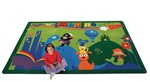 A World of Imagination Rug Factory Second - Rectangle - 3'10