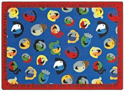 Children of the World Rug - JC1491XX - Joy Carpets