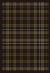 "Bit O Scotch Rug - Bark Brown - Rectangle - 3'10"" x 5'4"" - JC1511B05 - Joy Carpets"