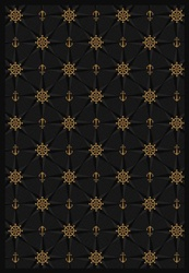 "Mariner's Tale Wall-to-Wall Carpet - Onyx - 13'6"" - JC1515W05 - Joy Carpets"