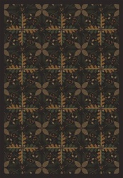 "Tahoe Rug - Dark Timber - Rectangle - 5'4"" x 7'8"" - JC1516C02 - Joy Carpets"