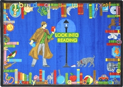 Look Into Reading Rug - JC1545XX - Joy Carpets