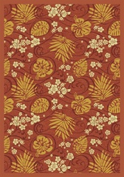 "Trade Winds Wall-to-Wall Carpet - Coral - 13'6"" - JC1576W02 - Joy Carpets"