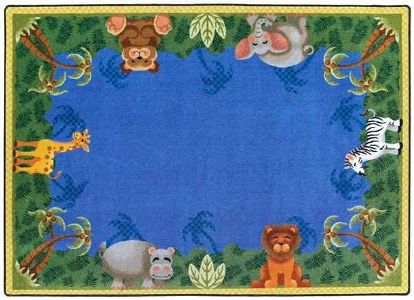 Jungle Friends Rug Jc1579xx Joy Carpets