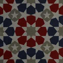 Americana Wall-to-Wall Carpet - 13'6