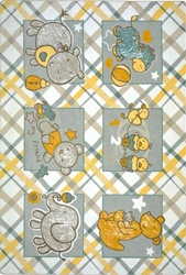 Cozy Creatures Rug - JC1659XX - Joy Carpets