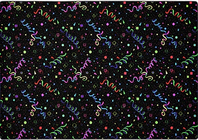 Celebration Fluorescent Rug - JC36XX - Joy Carpets