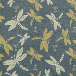 Dragonflies Wall-to-Wall Carpet - 13'6