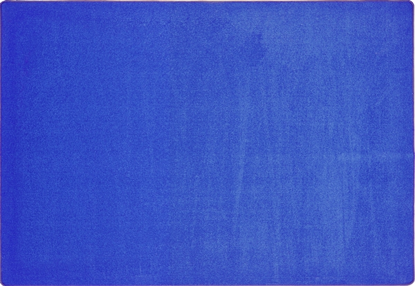 Interlude Rug Royal Blue Rectangle 6 X 9 Jci30q06
