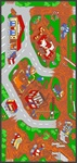 "Construction Zone Play Rug - Rectangle - 36"" x 80"" - LC166 - Learning Carpets"