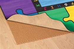 Under Carpet Mat - Rectangle - 9' x 12' - LCUCMRCL - Learning Carpets