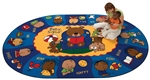 Sign, Say & Play Rug - CFK17XX - Carpets for Kids
