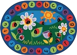 Ladybug Circletime Rug - CFK200X - Carpets for Kids