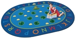 Hip Hop to the Top Rug - CFK24XX - Carpets for Kids