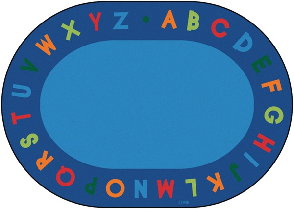 Alphabet Circletime Rug Cfk25xx Carpets For Kids
