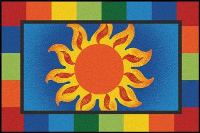 Sunny Day Rug - Rectangle - 4' x 6' - CFK4814 - RTR Kids Rugs