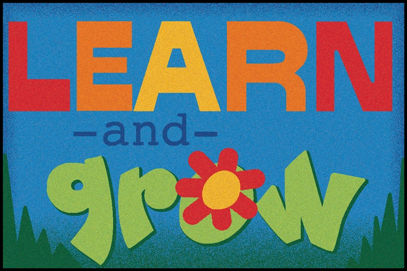 4 X 6 Learn Grow Rug Children S