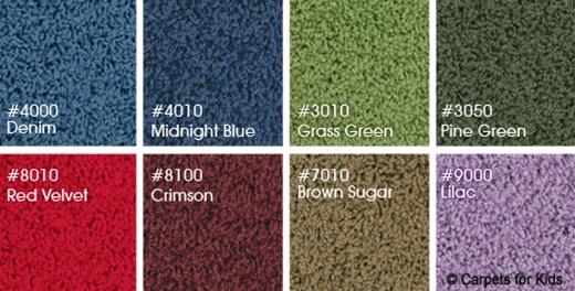 Kidply Soft Solids Rug Cfk5100xx Carpets For Kids