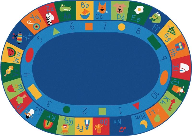 Learning Blocks Rug Cfk70xx Carpets For Kids