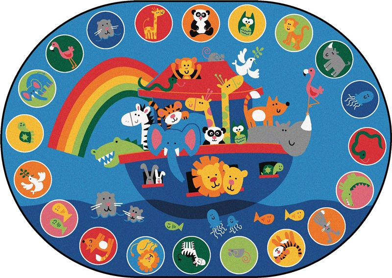 Noah S Voyage Circletime Rug Cfk800xx Carpets For Kids