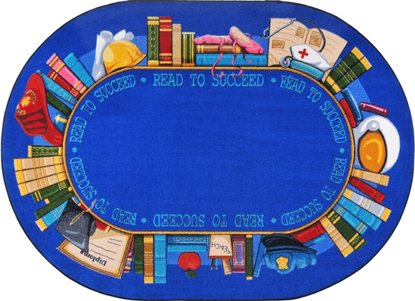 Read To Succeed Kids Library Rug Jc1438xx Joy Carpets