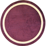 "Portrait Rug - Heather - Round - 7'7"" - JC1479E04 - Joy Carpets"