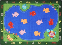 Fishin' Fun Rug - JC1498XX - Joy Carpets