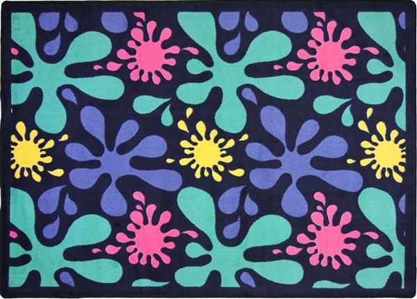 Splat Rug Jc1572xx Joy Carpets