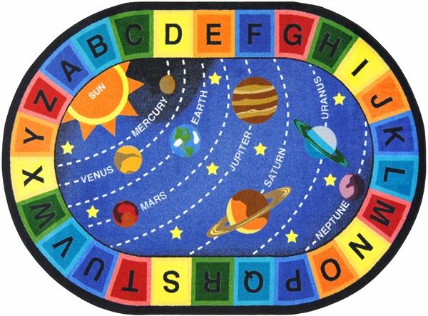 Space Alphabet Rug Jc1677xx Joy Carpets