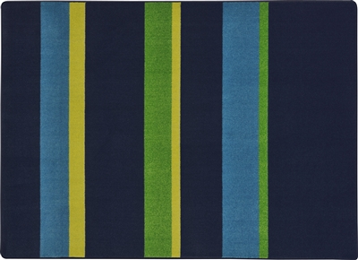 Straight and Narrow Rug - JCX1860XX - RTR Kids Rugs
