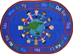 A World of Friends Rug - JCX1928XX - RTR Kids Rugs