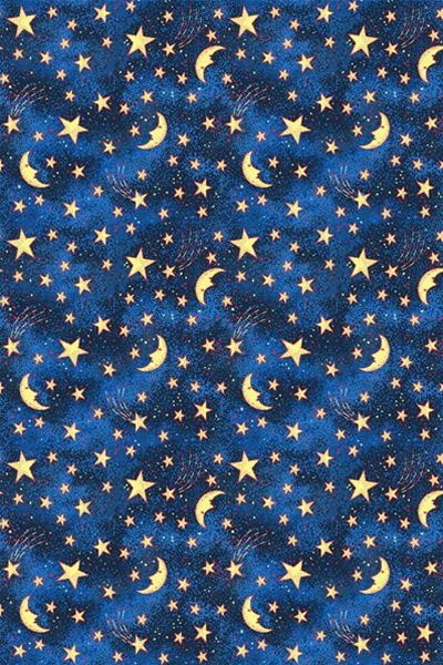 Stars Amp Moons Fluorescent Rug Rectangle 12 X 6 Jc44r