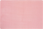 Just Kidding Rug - Pale Pink - Square - 6' x 6' - JCX623P07 - RTR Kids Rugs